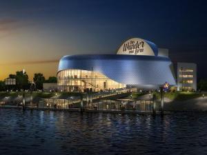 Neues Stage Musicaltheater in Hamburg