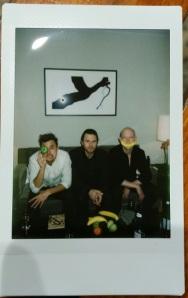 Exklusives THE FRAY Polaroid!