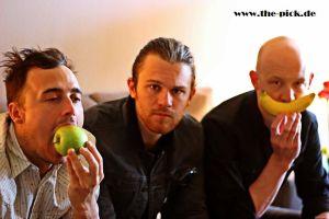 The Fray bei unserem Interview in Köln!
