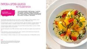Einblick ins vegane Kochbuch