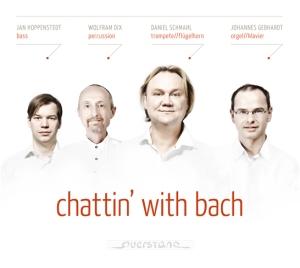 """""""Chattin With Bach"""" ist bereits im Handel erhältlich!"""