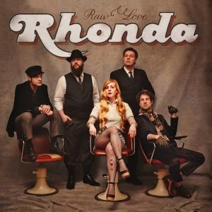 """Rhonda """"Raw Love"""" (VÖ 25.7.)"""