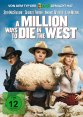 A Million Ways To Die In The West - ab 9.10. auf DVD und Blu-ray Disc!