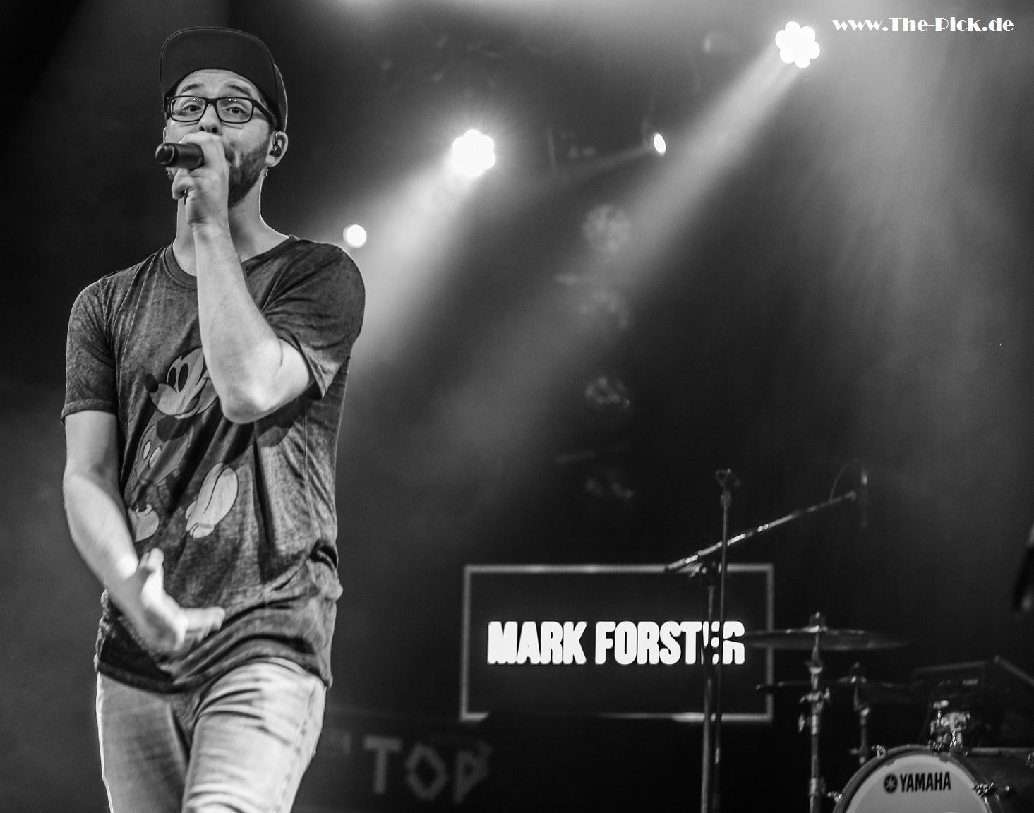 Review Mark Forster 01102014 Bochum Zeche The Pickde