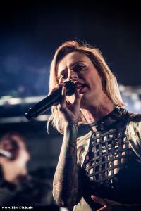 Jennifer Rostock LIVE