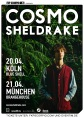 Cosmo Sheldrake Tourplakat