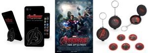 Avengers Fanpaket fb