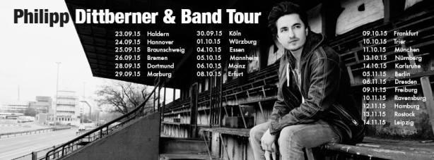 Philipp Dittberner Tour