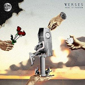 Verses - Feel It Faster - VÖ 19.06.15