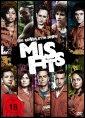 Misfits - Die komplette Serie