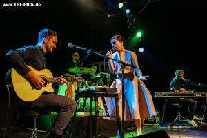 BALBINA & Band live
