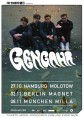 Gengahr Tourplakat
