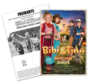 Bibi & Tina Freikarten