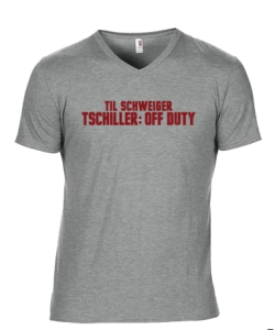 T-Shirt_TSCHILLER OFF DUTY