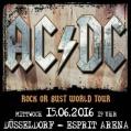 AC/DC - 15.06.2016 - Düsseldorf - Gewinnspiel, Verlosung, Gästeliste