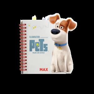 PETS Notizbuch