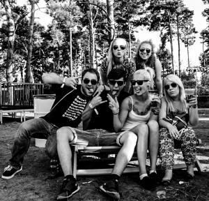 Besucher @ Helene Beach Festival 2016