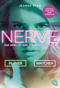 NERVE - Das Spiel ist aus wenn wir es sagen von Jeanne Ryan