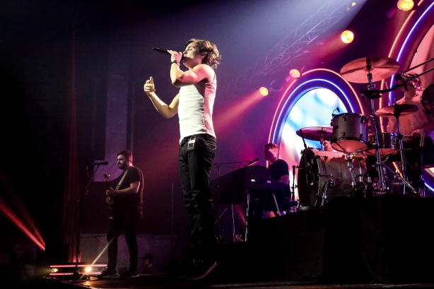 Live Review Lukas Graham The Pickde